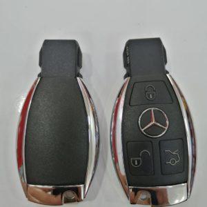 Mercedes Smart Nikelajlı
