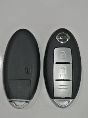 Nissan Qashqai 2 Buton Smart