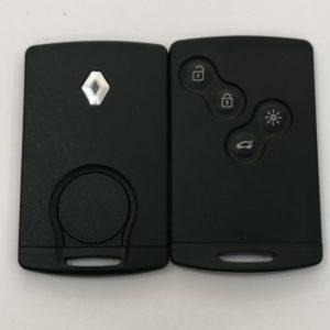 Renault Megane 3 - Fluence keyless