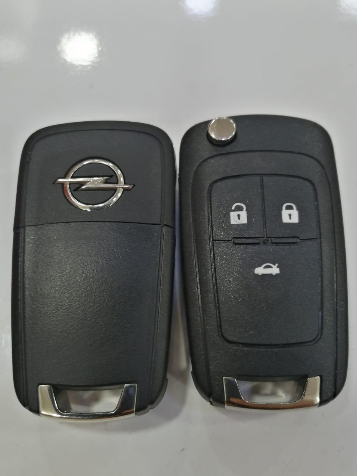 Astra J - insignia 3 buton